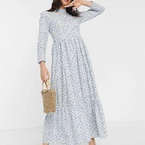 2/$70 🌺 ASOS Tiered Maxi Dress - Size 8US